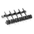 HECHT 1848 elektromos gyepszellőztető-gyeplazító 2 in 1 1800W