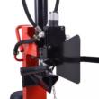 HECHT 6110 elektromos rönkhasító 3000W 230V