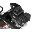 HECHT 6422 B&S motoros rönkhasító, max. 22 tonna, vontatható