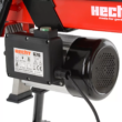 HECHT 676 vízszintes elektromos rönkhasító 2000W