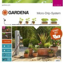 Gardena 13002-20 MD indulókészlet cserepes növényekhez M méret automatic