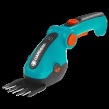 Gardena 9857-20 akkumulátoros fű- és bokornyíró olló ComfortCut Li Készlet