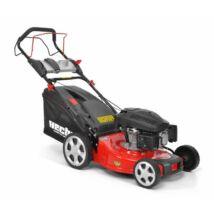 HECHT 546 SX önjáró benzinmotoros fűnyíró 4.5 LE 46 cm