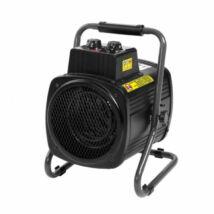 HECHT 3324 hősugárzó ventilátorral és termosztáttal 2400W