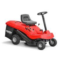 HECHT 5161 benzinmotoros kerti fűnyíró traktor fűgyűjtővel (BEÜZEMELVE SZÁLLÍTJUK)