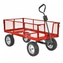 HECHT 53350 utánfutó kerti traktorhoz