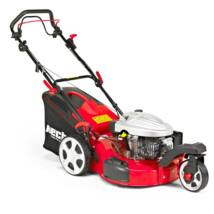 HECHT 5533 SW 5in1 önjáró benzinmotoros fűnyíró 4.9 LE 51 cm