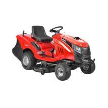 HECHT 5727 benzinmotoros kerti fűnyíró traktor fűgyűjtővel Briggs & Stratton motor (BEÜZEMELVE SZÁLLÍTJUK)