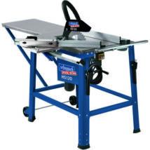 Scheppach HS 120 elektromos asztali körfűrész PRO 2200W 230V
