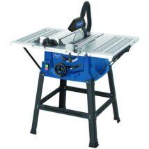 Scheppach HS 100 S Special Edition elektromos asztali körfűrész 2000 W 25 cm