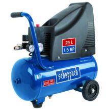 Scheppach HC 25o Kompresszor 1500 W 24 L 8 bar
