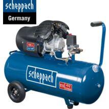 Scheppach HC100DC elektromos kompresszor 2200 W 8 bar 100 L