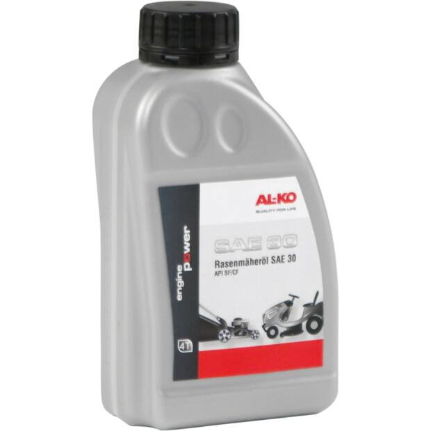 AL-KO 112888 fűnyíró gép olaj SAE 30 - 0,6 L