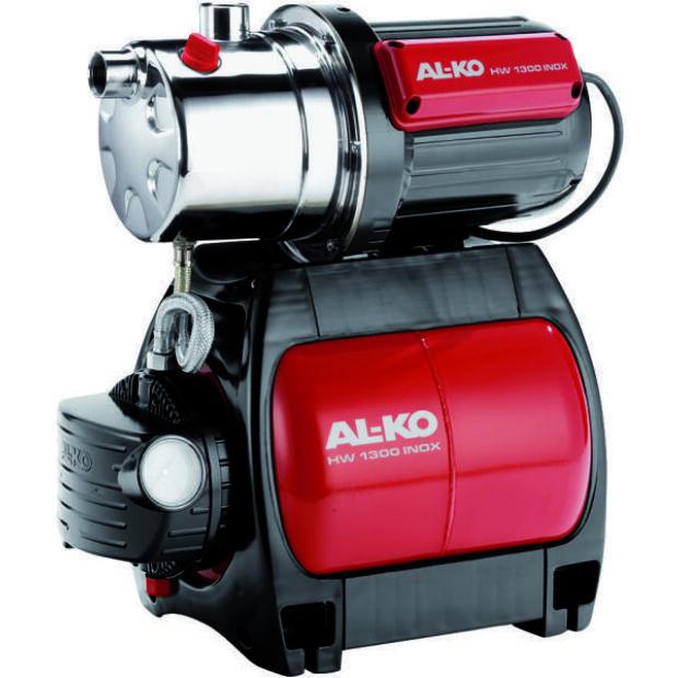 AL-KO 113249 HW 1300 INOX házi vízmű 1300 W 5 bar