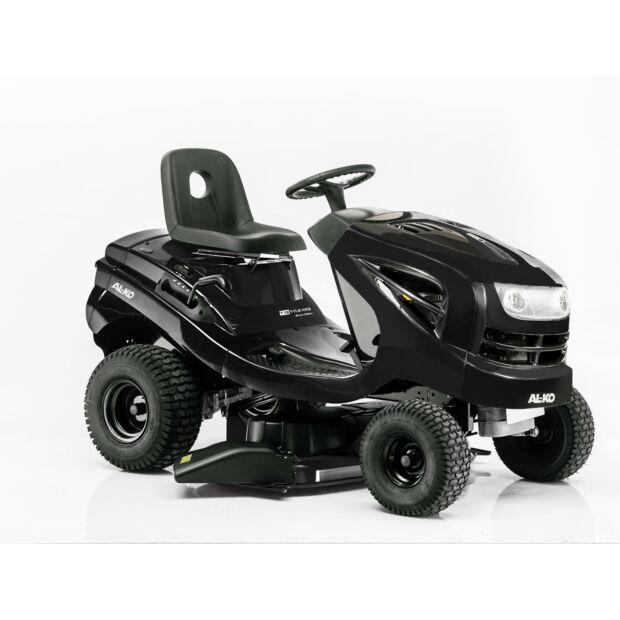 AL-KO 119927 T18-111.9 HDS Black Edition benzinmotoros fűnyíró traktor oldalkidobóval Briggs & Stratton motor
