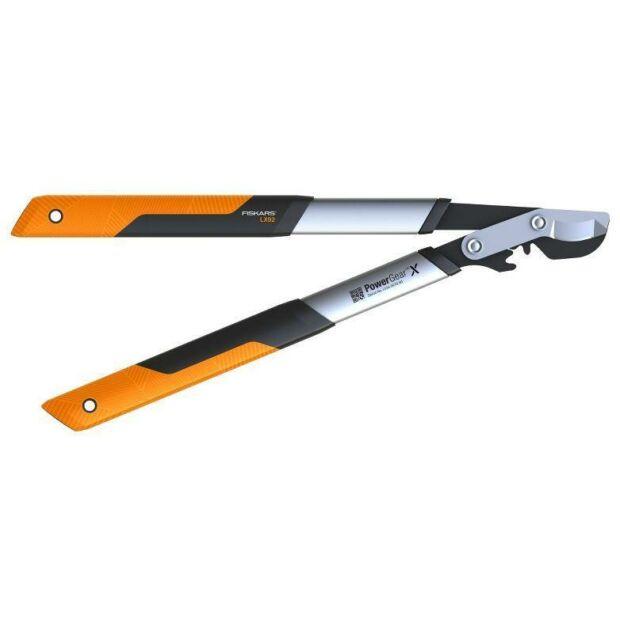 Fiskars 1020186 PowerGearX™fém fogaskerekes ágvágó (S)