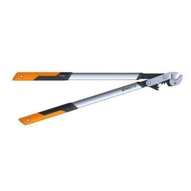 Fiskars 1020189 PowerGearX™ LX99 fém fogaskerekes ágvágó (L), rávágó