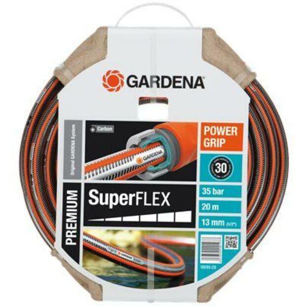 """Gardena 18093-20 Premium SuperFLEX tömlő (1/2"""") 20 m"""
