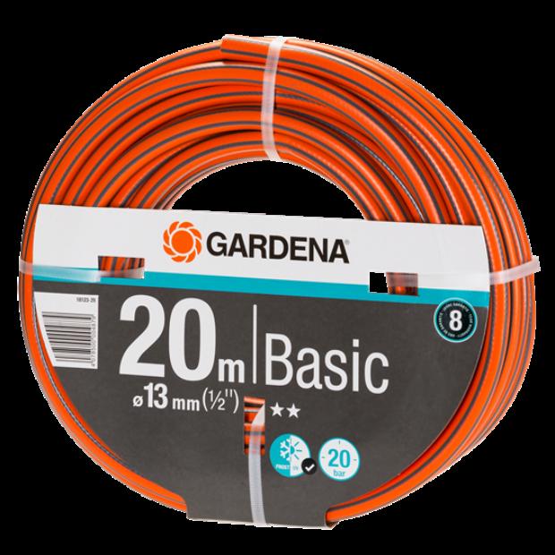 "Gardena 18123-29 Basic tömlő (1/2"") 20 m"