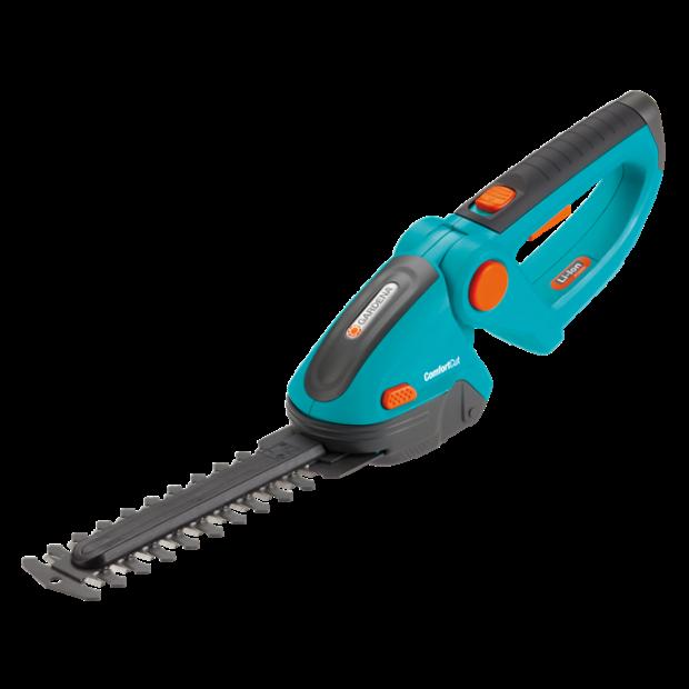 Gardena 8895-20 ComfortCut akkumulátoros sövénynyíró olló (akkuval és töltővel)