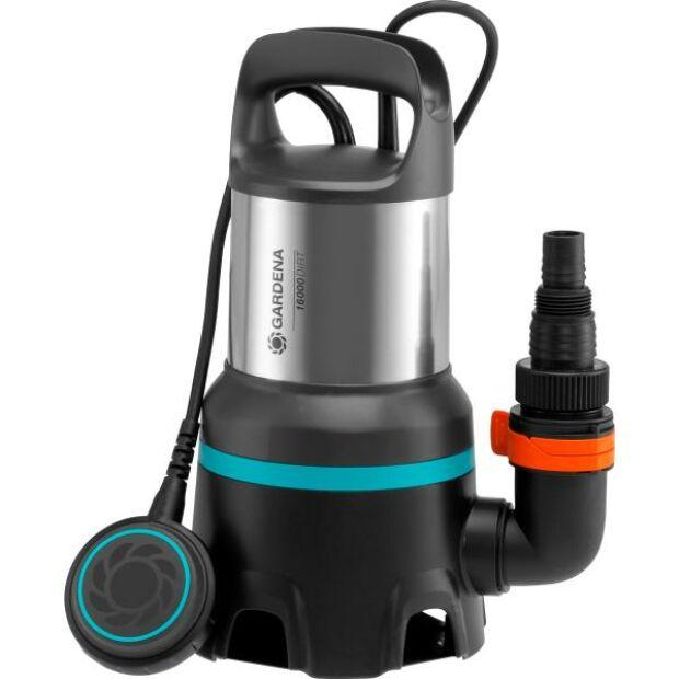 Gardena 9042-20 merülőszivattyú szennyvízhez 16000