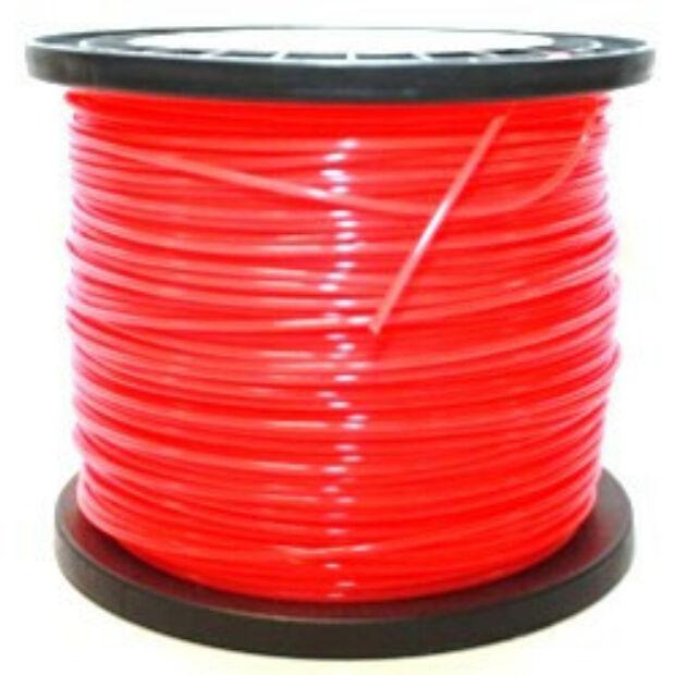 Green Power műanyag vágószál 2,4mmx262m kör, profi, műanyag tekercs
