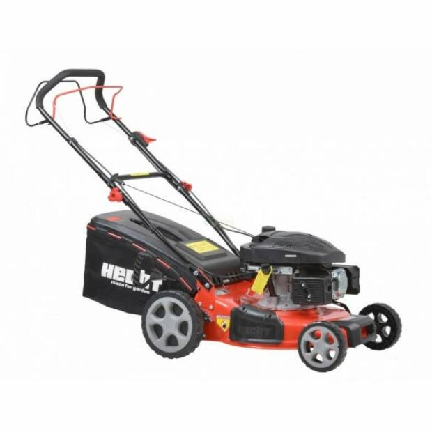 HECHT 547 SXW 5in1 önjáró benzinmotoros fűnyíró 3.4 LE 46 cm