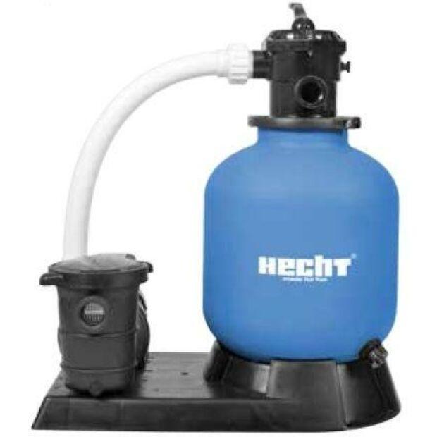 """HECHT 302016 homokszűrős vízforgató előszűrővel 550W 16"""""""