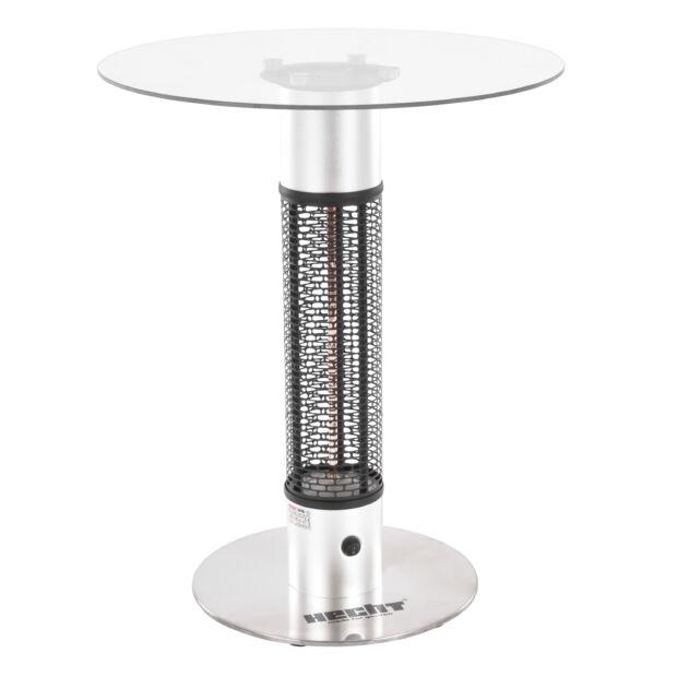HECHT 3215 elektromos hősugárzó asztal 1500 W