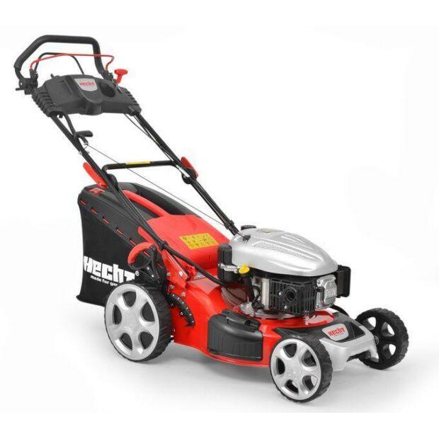HECHT 548 SWE 5in1 önjáró benzinmotoros fűnyíró 5 LE 46 cm