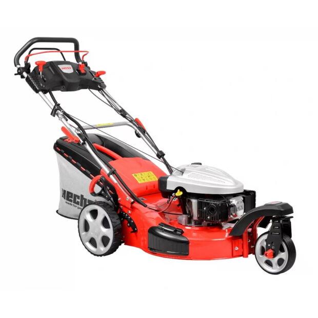 HECHT 5563 SXE önjáró benzinmotoros fűnyíró 4.9 LE 56 cm