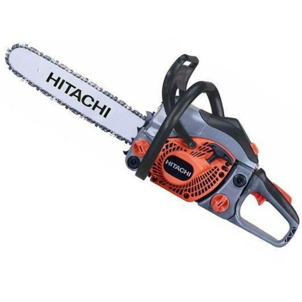 Hitachi CS33EB-35 benzinmotoros láncfűrész orrkerekes 35 cm