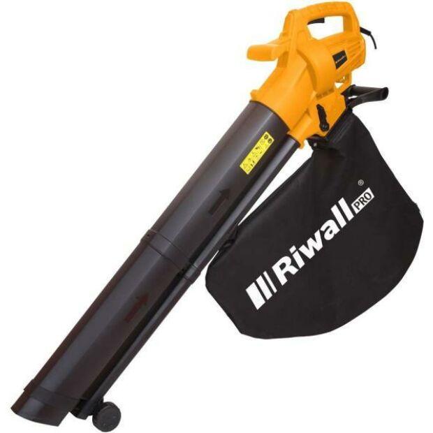 Riwall PRO REBV 3200 E elektromos lombszívó és lombfúvó 3200 W