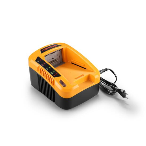 Riwall RAC 540 - 40V akkumulátor töltő 5A
