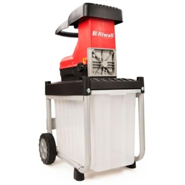 Riwall RES 2540 B elektromos ágaprító 2500W