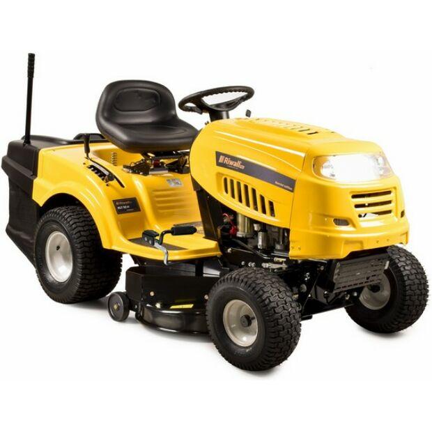 RIWALL RLT 92 H fűnyíró traktor 92 cm fűgyűjtővel