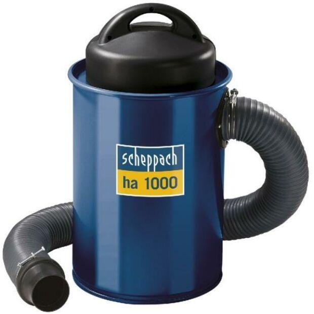 Scheppach HA 1000 elektromos forgácselszívó 1100 W