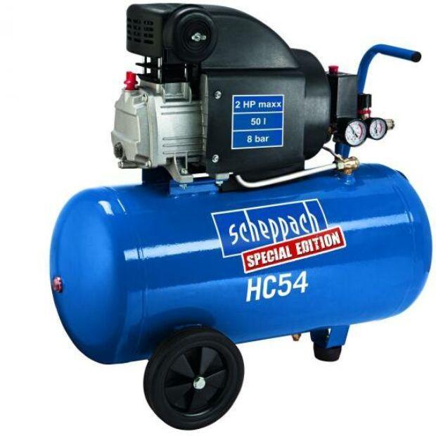Scheppach HC 54 elektromos kompresszor 1500 W