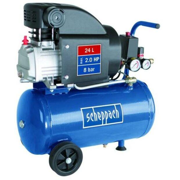 Scheppach HC 25 elektromos kompresszor 230V